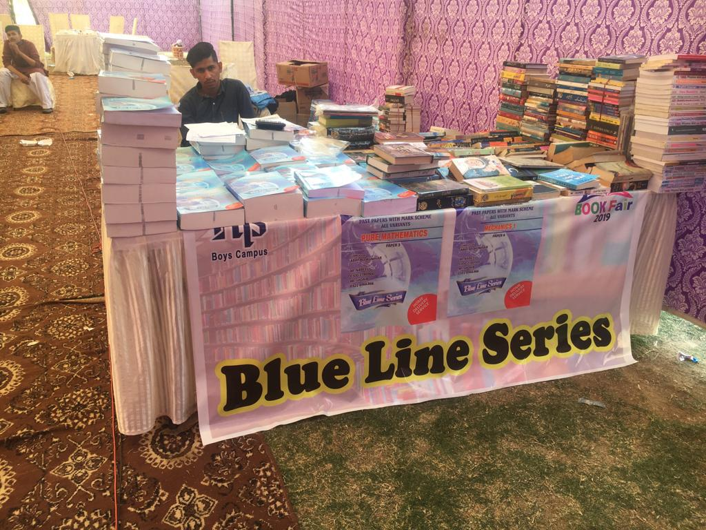 Was A Great Full Time In Darul-Uloom and Hsf School Book Fair And Library Setup